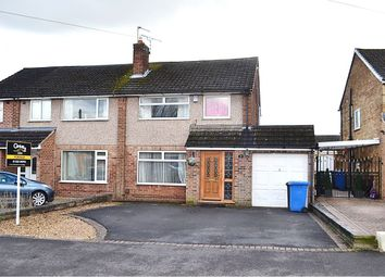 Thumbnail 3 bed semi-detached house for sale in Brisbane Road, Mickleover, Derby