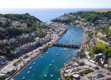 Thumbnail 1 bed flat for sale in River View, Station Road, Looe, Cornwall