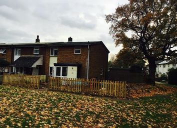 Thumbnail 3 bed end terrace house for sale in Meadow Way, Stevenage, Hertfordshire, England