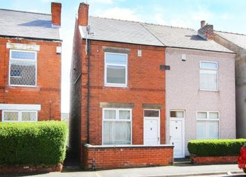 Thumbnail 2 bedroom semi-detached house for sale in Henry Street, Grassmoor, Chesterfield, Derbyshire