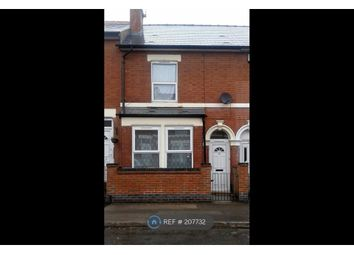 Thumbnail 3 bed terraced house to rent in Violet Street, Derby
