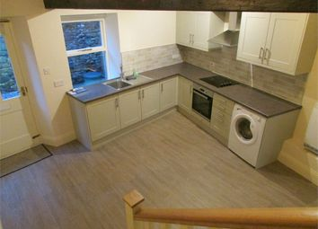 Thumbnail 1 bed flat to rent in Towngate, Holmfirth