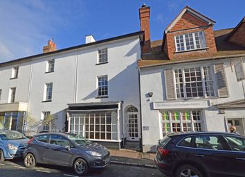 Thumbnail 2 bed terraced house for sale in Fore Street, Topsham, Exeter