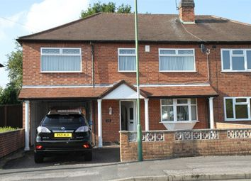 Thumbnail 5 bed semi-detached house for sale in Charlbury Road, Wollaton, Nottingham