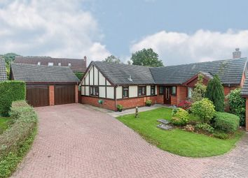 Thumbnail 4 bed detached bungalow for sale in Woodgreen Close, Callow Hill, Redditch