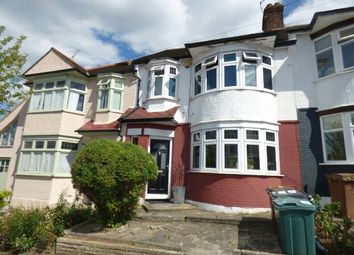 Thumbnail 3 bed terraced house for sale in Alma Avenue, London