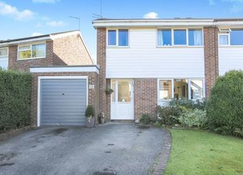 Thumbnail 3 bed semi-detached house for sale in Ledge Ley, Cheadle Hulme, Cheshire