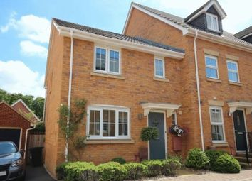 Thumbnail 3 bed semi-detached house for sale in Lapwing Drive, Costessey, Norwich