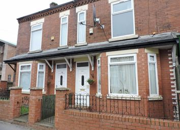 Thumbnail 4 bedroom terraced house for sale in Levenshulme Road, Gorton, Manchester