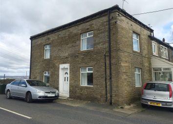 Thumbnail 2 bed end terrace house for sale in Black Dyke Lane, Thornton, Bradford