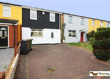 Thumbnail 3 bedroom terraced house for sale in Penkridge Close, Walsall