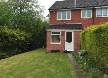 Thumbnail 1 bed end terrace house to rent in Tangmere Drive, Cardiff