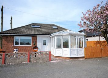 Thumbnail 3 bed detached bungalow for sale in Crosshouse, Kilmarnock