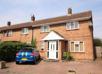 Thumbnail 3 bed end terrace house for sale in Puttocks Drive, North Mymms, Hatfield