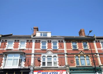 Thumbnail 3 bed maisonette to rent in Broad Street, Barry