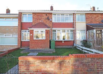 Thumbnail 3 bed terraced house for sale in Throston Grange Lane, Hartlepool