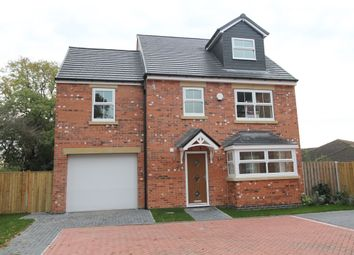 4 bed detached house for sale in Charles Close, Westfield Lane, South Elmsall WF9
