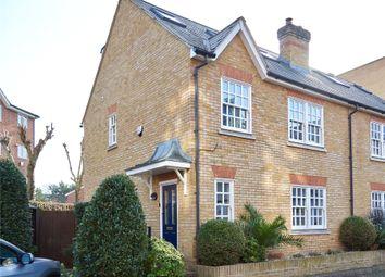 4 bed semi-detached house for sale in Greenwich Academy, 50 Blackheath Road, London SE10