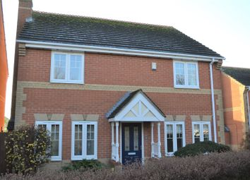 Thumbnail 4 bed detached house for sale in Howard Close, Terrington St. Clement, King's Lynn
