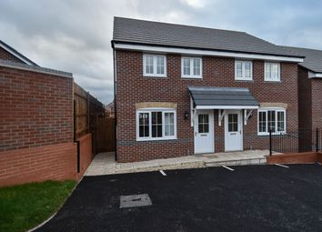 Thumbnail 2 bed semi-detached house for sale in Patch Street, Bromsgrove