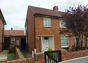Thumbnail 3 bedroom semi-detached house for sale in Lynn Road, North Shields