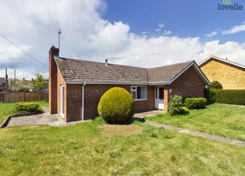 Thumbnail 3 bed bungalow for sale in Lammas Leas Road, Market Rasen, Lincolnshire