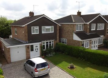 Thumbnail 3 bed detached house for sale in Cromwell Road, Stevenage, Herts