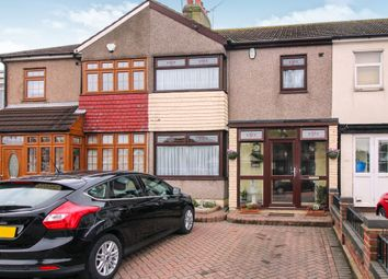 Thumbnail 3 bedroom terraced house for sale in South End Road, Rainham