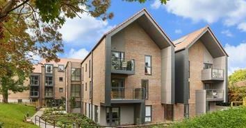 Thumbnail 2 bed flat for sale in 140 London Road, Guildford, Surrey