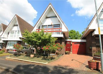 Thumbnail 3 bedroom detached house for sale in Grafton Close, Redditch