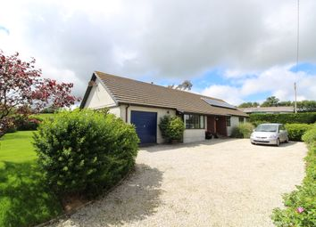 Thumbnail 3 bed detached bungalow for sale in Downinney, Launceston