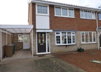 Thumbnail 3 bed semi-detached house for sale in Gorsely Dale, Stafford