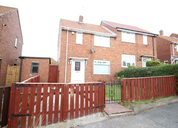 Thumbnail 2 bed semi-detached house for sale in Scafell Gardens, Crook
