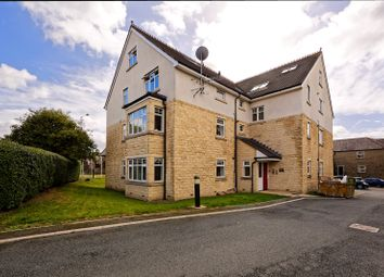 Thumbnail 2 bed flat for sale in Branwell Lodge, The Strone, Apperley Bridge, Bradford