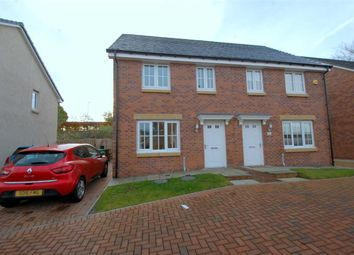 Thumbnail 3 bed property for sale in Bay Centre, Regents Way, Dalgety Bay, Dunfermline