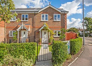 Thumbnail 3 bedroom end terrace house to rent in Station Road, Dunton Green, Sevenoaks