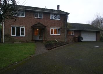 Thumbnail 4 bedroom detached house to rent in Abbotts Ann, Andover