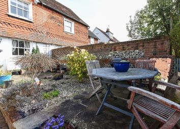 Thumbnail 2 bed terraced house for sale in Frenchmans Road, Petersfield