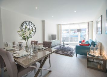 Thumbnail 2 bed flat for sale in Francis Court, London