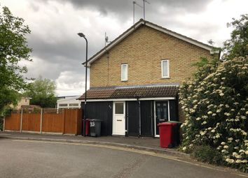 Thumbnail 1 bedroom end terrace house for sale in Colnbrook, Slough