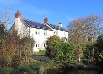 Thumbnail 4 bed detached house for sale in Sessacott, Putford, Holsworthy