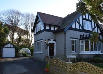 Thumbnail 4 bed town house for sale in Shan Vallah, The Colony, Church Road, Maughold