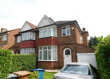 Thumbnail 3 bed semi-detached house for sale in Coledale Drive, Stanmore