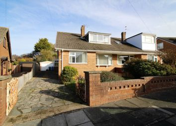 Thumbnail 3 bed bungalow for sale in Parkstone Avenue, Thornton-Cleveleys