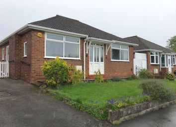 Thumbnail 2 bed detached bungalow to rent in Evesham Road, Cheadle Hulme