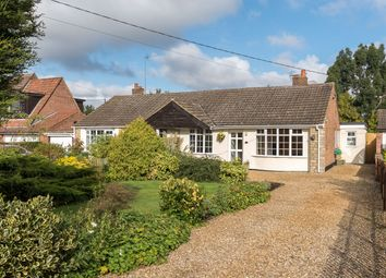 Thumbnail 3 bed semi-detached bungalow for sale in Parkway, Woburn Sands
