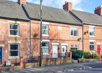 Thumbnail 2 bed terraced house for sale in Watling Street, Two Gates, Tamworth
