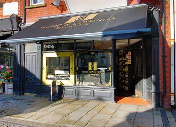 Thumbnail Retail premises for sale in John Street, Porthcawl