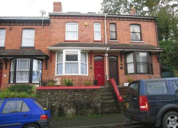 Thumbnail 3 bed terraced house to rent in Myrtle Grove, Bideford