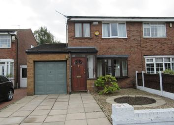 Thumbnail 3 bed semi-detached house for sale in Roby Close, Rainhill